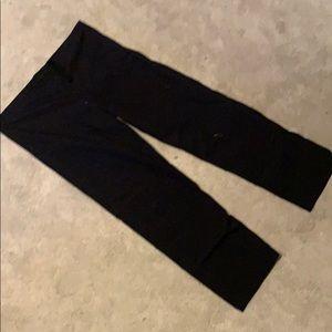🎉4/$12 Landau Black scrub pants